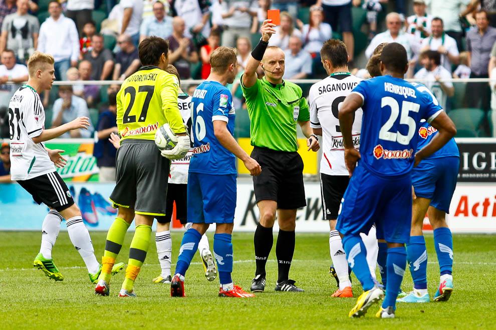 Legia Warszawa 1-0 Lech Poznań - fot. Piotr Galas/Wiadomosci24.pl (zdjęcie 81 z 110)