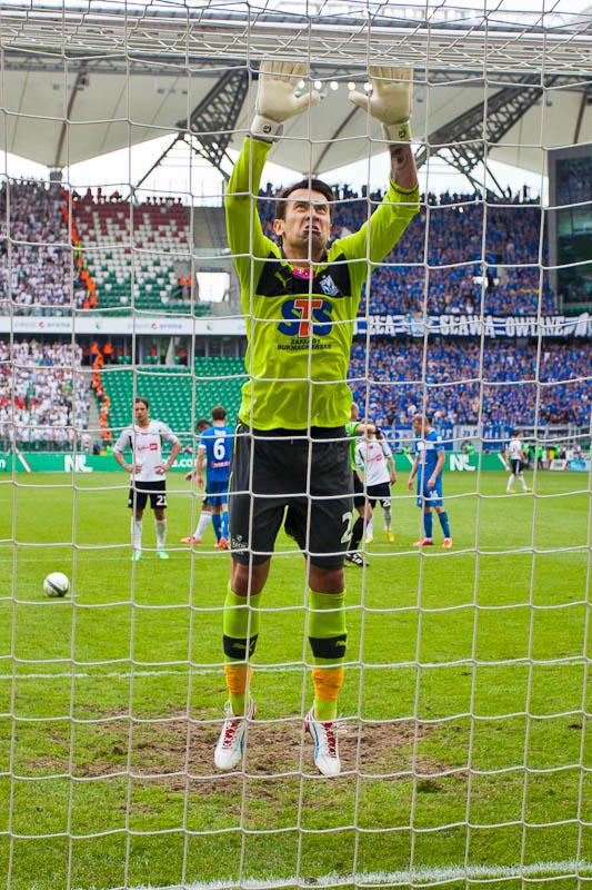 Legia Warszawa 1-0 Lech Poznań - fot. Piotr Galas/Wiadomosci24.pl (zdjęcie 82 z 110)
