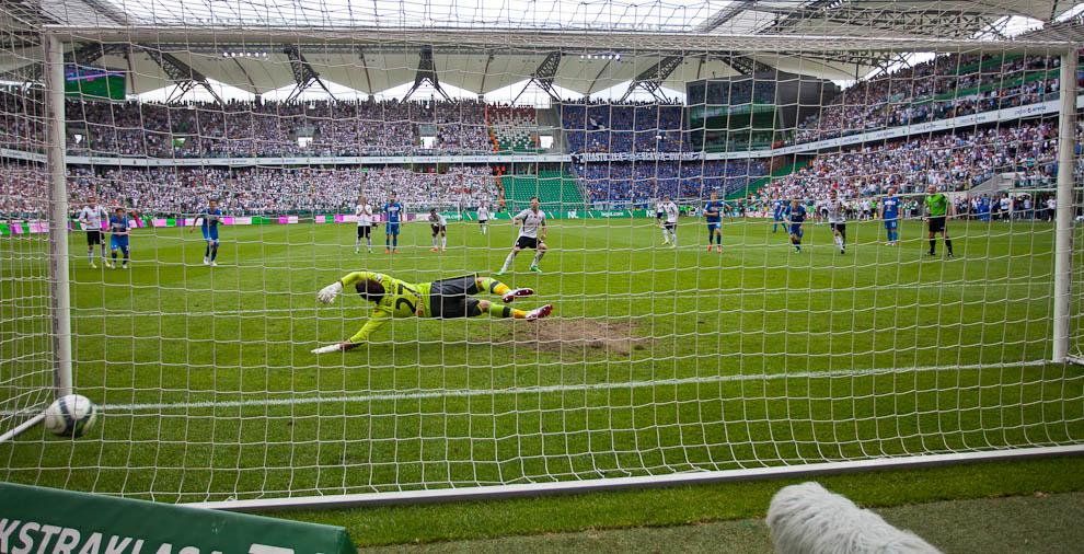 Legia Warszawa 1-0 Lech Poznań - fot. Piotr Galas/Wiadomosci24.pl (zdjęcie 83 z 110)