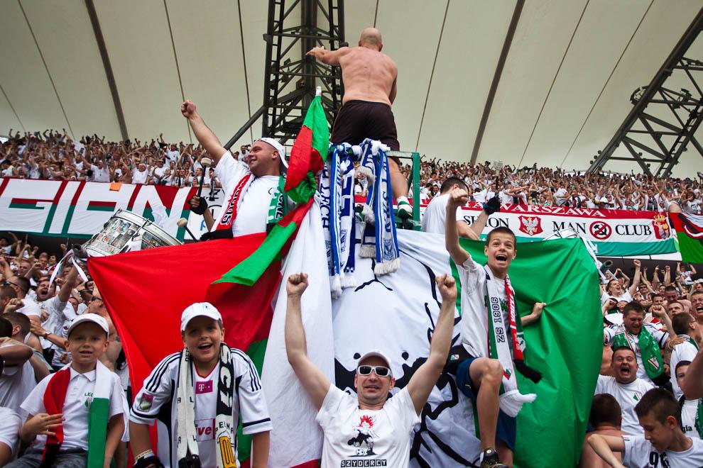 Legia Warszawa 1-0 Lech Poznań - fot. Piotr Galas/Wiadomosci24.pl (zdjęcie 84 z 110)