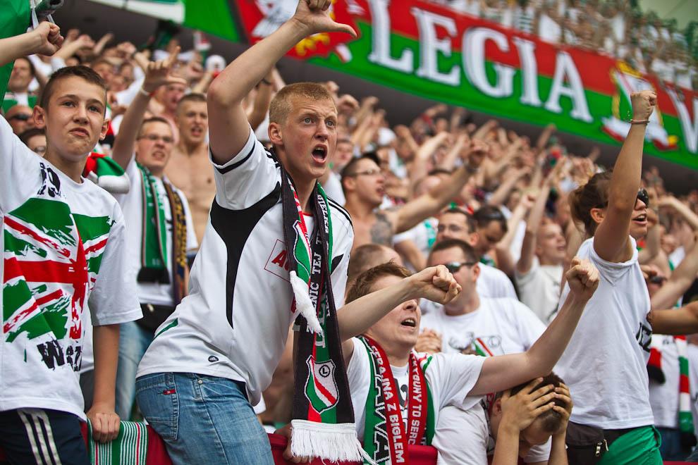 Legia Warszawa 1-0 Lech Poznań - fot. Piotr Galas/Wiadomosci24.pl (zdjęcie 85 z 110)