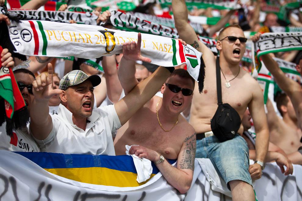 Legia Warszawa 1-0 Lech Poznań - fot. Piotr Galas/Wiadomosci24.pl (zdjęcie 89 z 110)