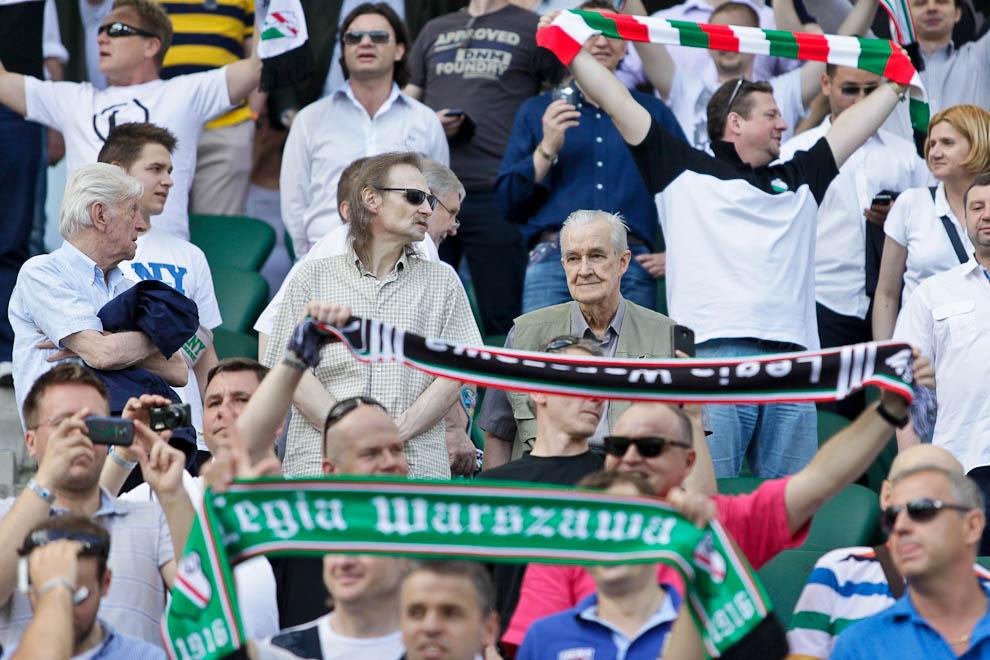 Legia Warszawa 1-0 Lech Poznań - fot. Piotr Galas/Wiadomosci24.pl (zdjęcie 9 z 110)