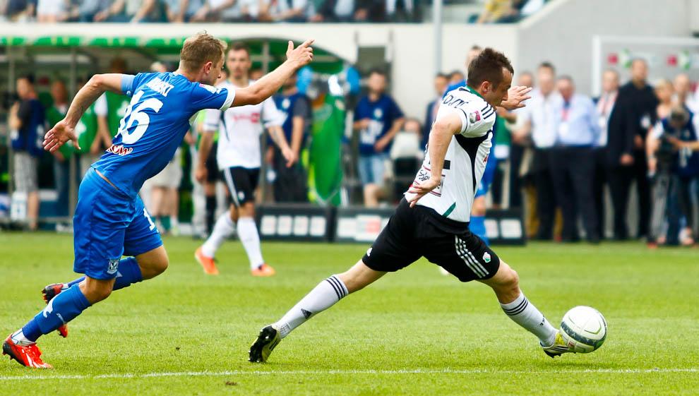 Legia Warszawa 1-0 Lech Poznań - fot. Piotr Galas/Wiadomosci24.pl (zdjęcie 91 z 110)