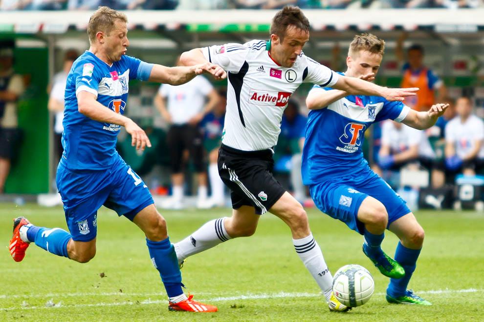 Legia Warszawa 1-0 Lech Poznań - fot. Piotr Galas/Wiadomosci24.pl (zdjęcie 92 z 110)