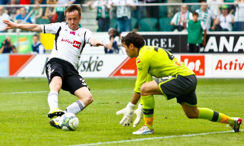 Legia Warszawa 1-0 Lech Poznań - fot. Piotr Galas/Wiadomosci24.pl (zdjęcie 93 z 110)