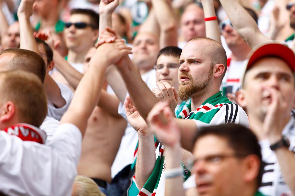 Legia Warszawa 1-0 Lech Poznań - fot. Piotr Galas/Wiadomosci24.pl (zdjęcie 94 z 110)
