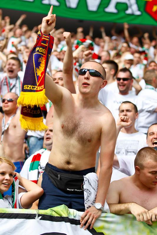 Legia Warszawa 1-0 Lech Poznań - fot. Piotr Galas/Wiadomosci24.pl (zdjęcie 95 z 110)