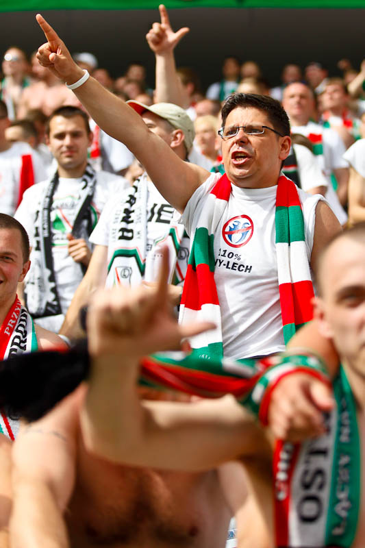 Legia Warszawa 1-0 Lech Poznań - fot. Piotr Galas/Wiadomosci24.pl (zdjęcie 97 z 110)
