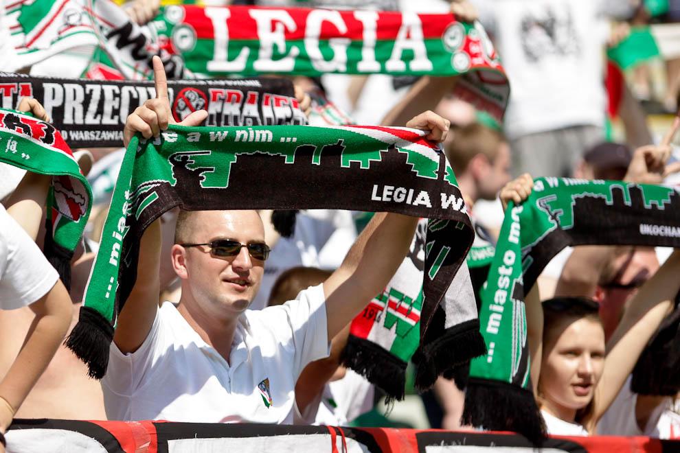 Legia Warszawa 1-0 Lechia Gdańsk - fot. Piotr Galas/Wiadomosci24.pl (zdjęcie 10 z 68)