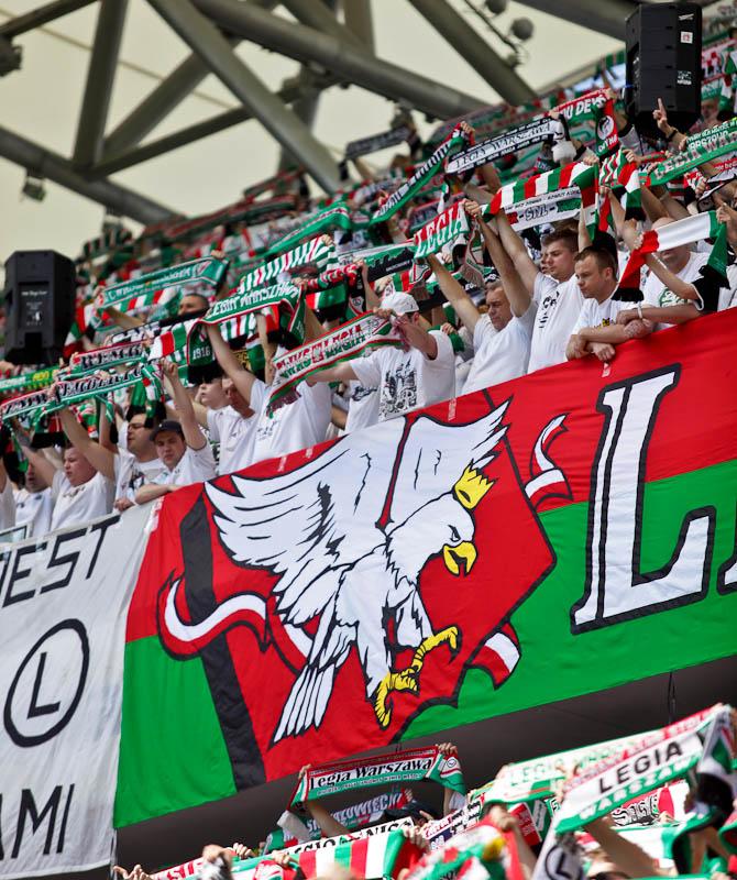 Legia Warszawa 1-0 Lechia Gdańsk - fot. Piotr Galas/Wiadomosci24.pl (zdjęcie 11 z 68)