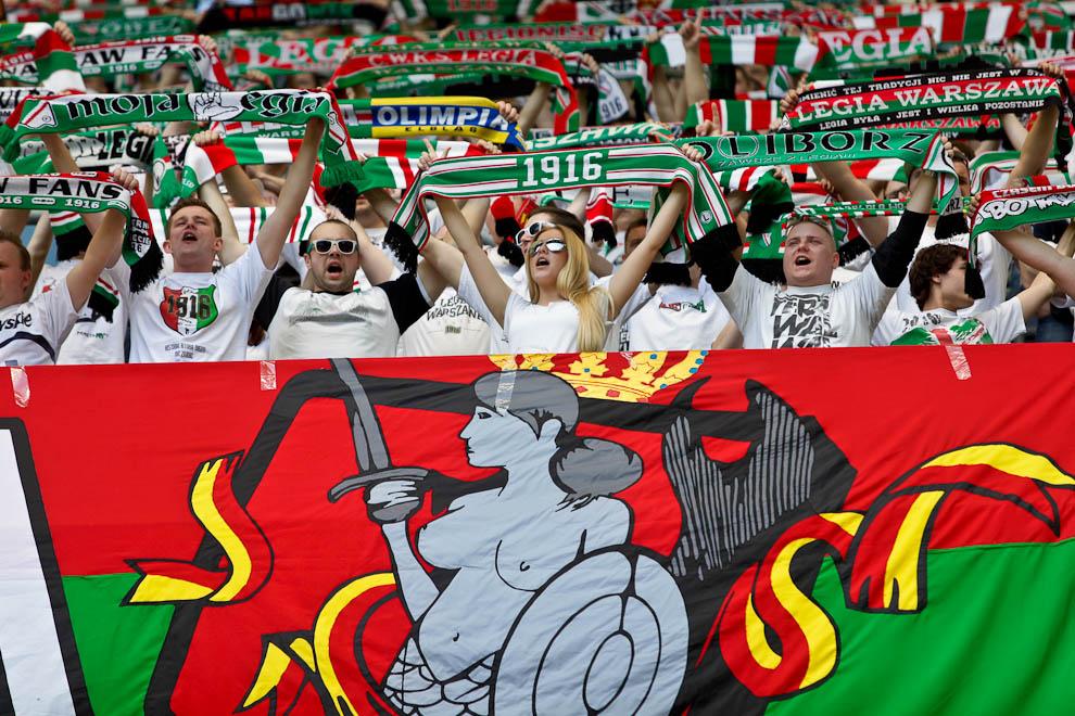 Legia Warszawa 1-0 Lechia Gdańsk - fot. Piotr Galas/Wiadomosci24.pl (zdjęcie 12 z 68)