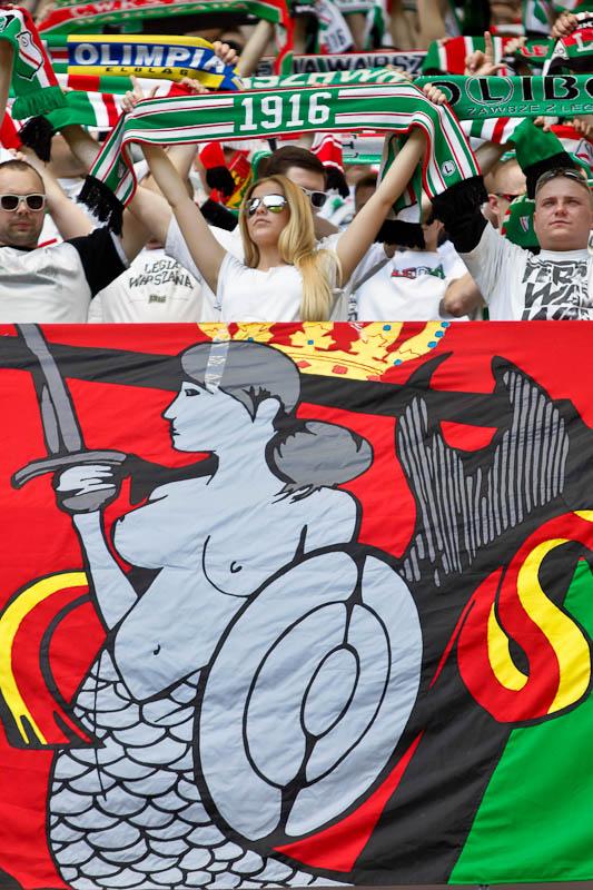Legia Warszawa 1-0 Lechia Gdańsk - fot. Piotr Galas/Wiadomosci24.pl (zdjęcie 13 z 68)