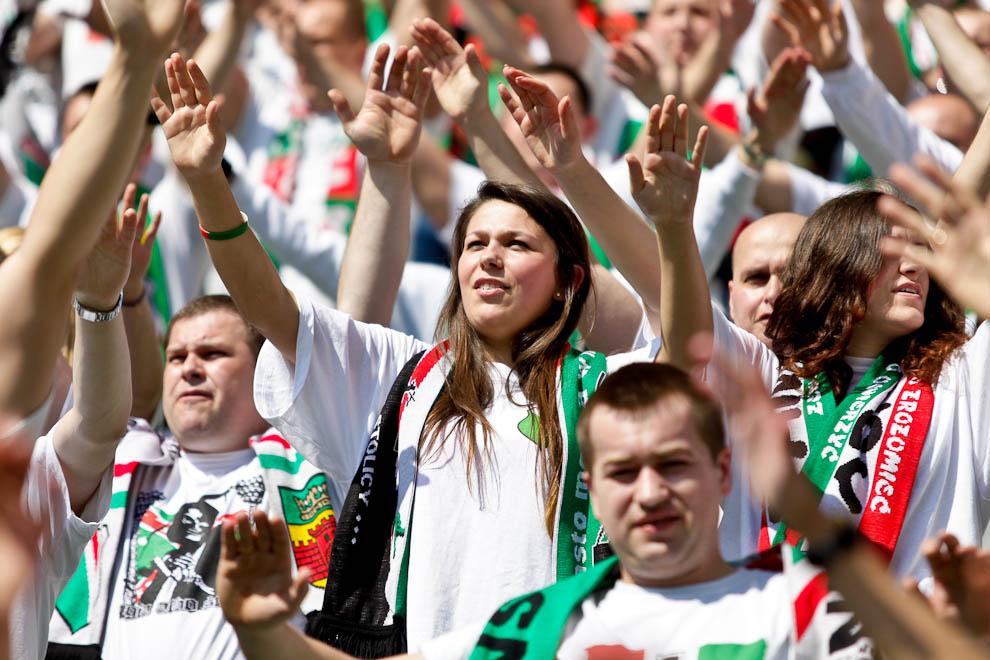 Legia Warszawa 1-0 Lechia Gdańsk - fot. Piotr Galas/Wiadomosci24.pl (zdjęcie 14 z 68)