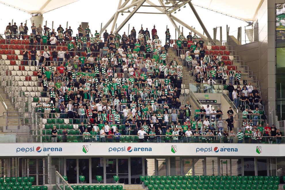 Legia Warszawa 1-0 Lechia Gdańsk - fot. Piotr Galas/Wiadomosci24.pl (zdjęcie 15 z 68)