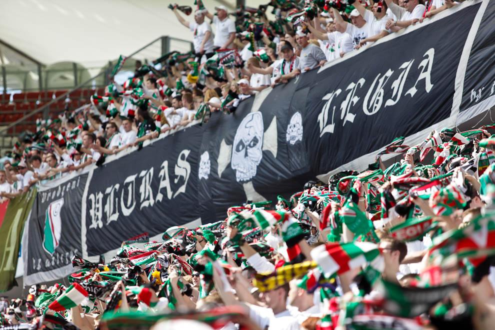 Legia Warszawa 1-0 Lechia Gdańsk - fot. Piotr Galas/Wiadomosci24.pl (zdjęcie 17 z 68)