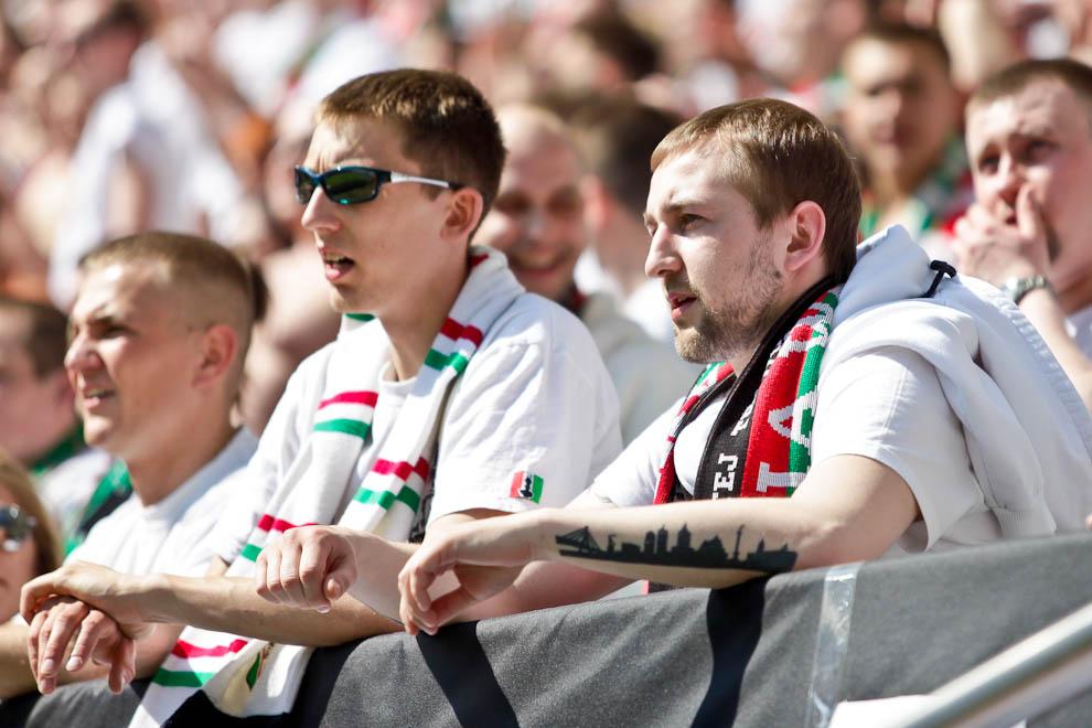 Legia Warszawa 1-0 Lechia Gdańsk - fot. Piotr Galas/Wiadomosci24.pl (zdjęcie 18 z 68)