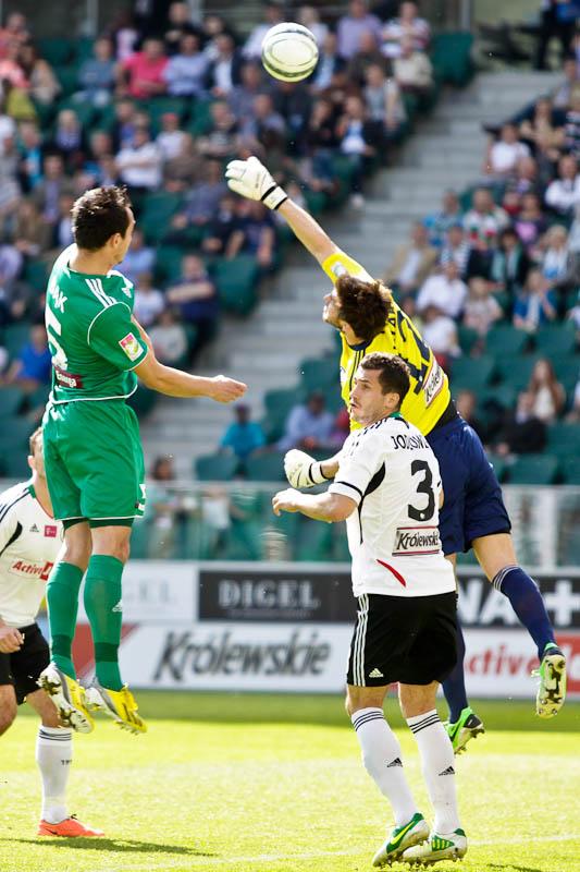Legia Warszawa 1-0 Lechia Gdańsk - fot. Piotr Galas/Wiadomosci24.pl (zdjęcie 19 z 68)
