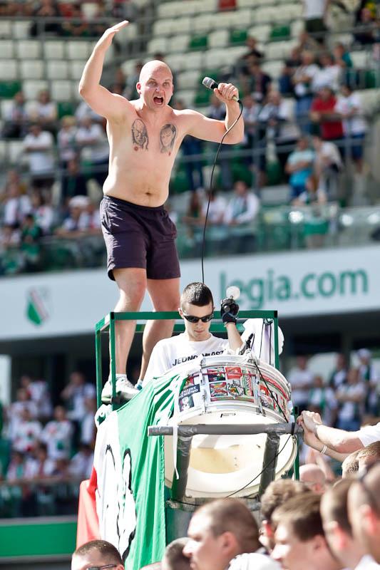 Legia Warszawa 1-0 Lechia Gdańsk - fot. Piotr Galas/Wiadomosci24.pl (zdjęcie 20 z 68)