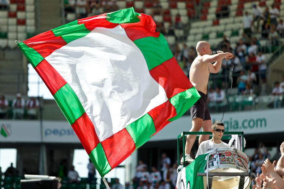 Legia Warszawa 1-0 Lechia Gdańsk - fot. Piotr Galas/Wiadomosci24.pl (zdjęcie 21 z 68)