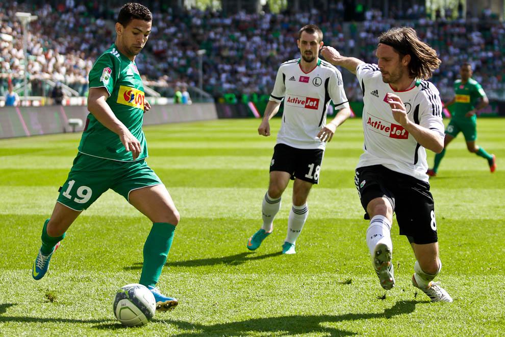 Legia Warszawa 1-0 Lechia Gdańsk - fot. Piotr Galas/Wiadomosci24.pl (zdjęcie 23 z 68)