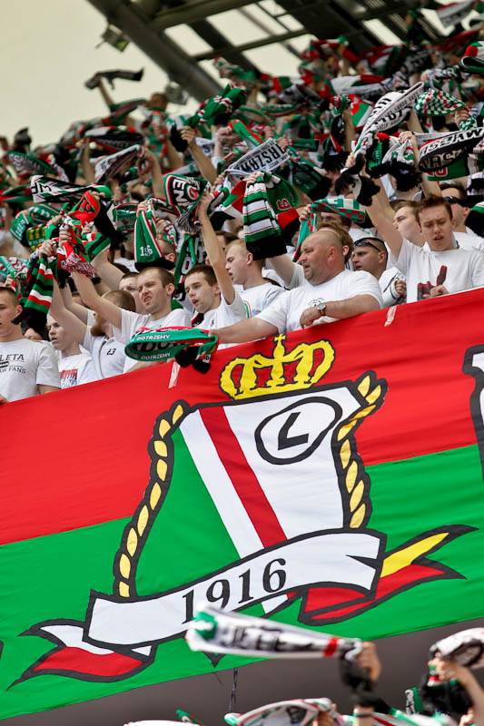 Legia Warszawa 1-0 Lechia Gdańsk - fot. Piotr Galas/Wiadomosci24.pl (zdjęcie 24 z 68)