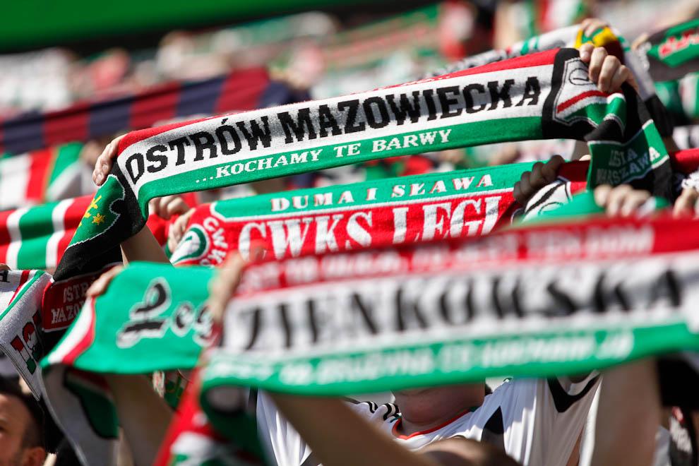 Legia Warszawa 1-0 Lechia Gdańsk - fot. Piotr Galas/Wiadomosci24.pl (zdjęcie 25 z 68)