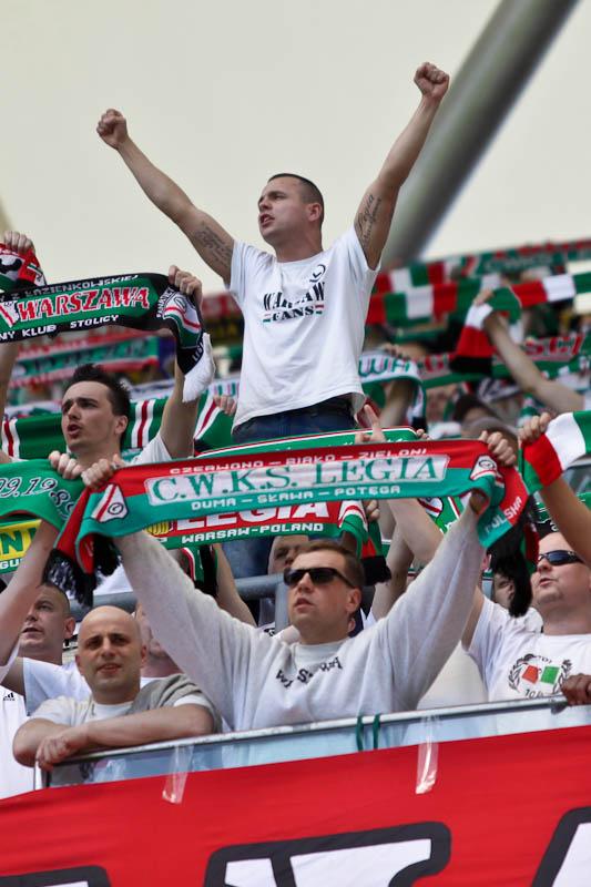 Legia Warszawa 1-0 Lechia Gdańsk - fot. Piotr Galas/Wiadomosci24.pl (zdjęcie 26 z 68)