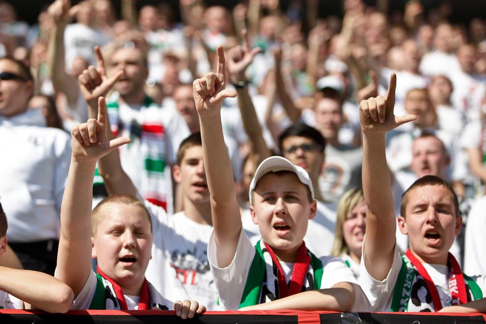 Legia Warszawa 1-0 Lechia Gdańsk - fot. Piotr Galas/Wiadomosci24.pl (zdjęcie 27 z 68)