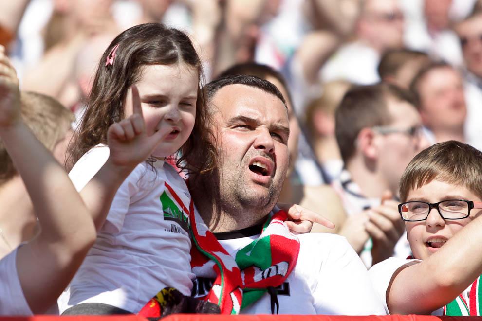 Legia Warszawa 1-0 Lechia Gdańsk - fot. Piotr Galas/Wiadomosci24.pl (zdjęcie 29 z 68)