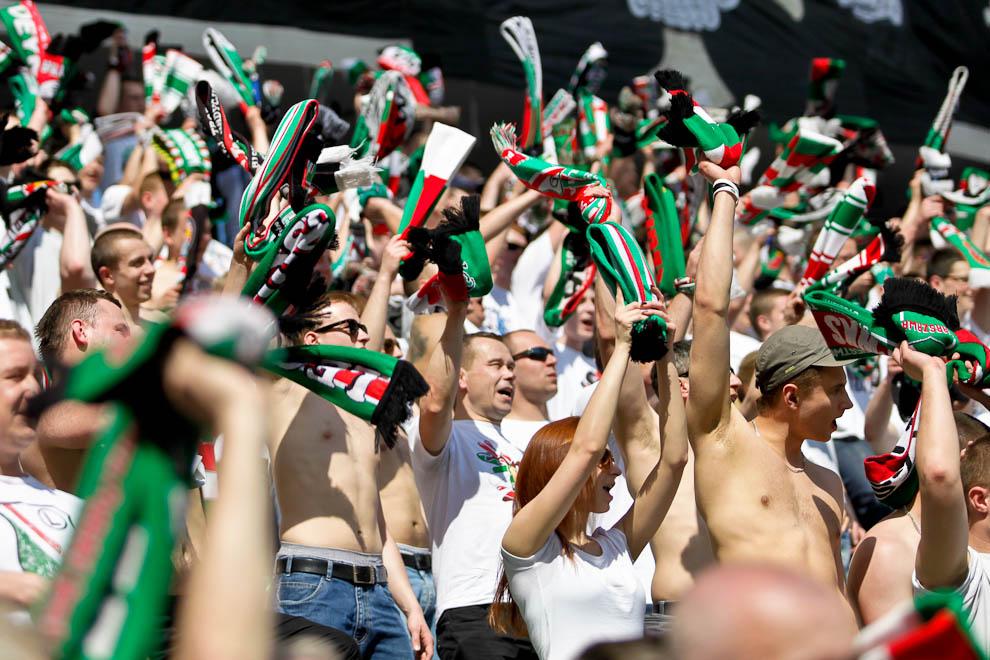 Legia Warszawa 1-0 Lechia Gdańsk - fot. Piotr Galas/Wiadomosci24.pl (zdjęcie 3 z 68)