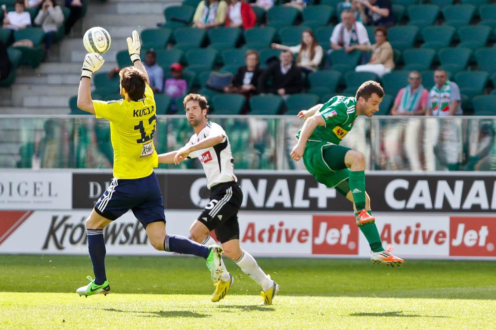 Legia Warszawa 1-0 Lechia Gdańsk - fot. Piotr Galas/Wiadomosci24.pl (zdjęcie 30 z 68)