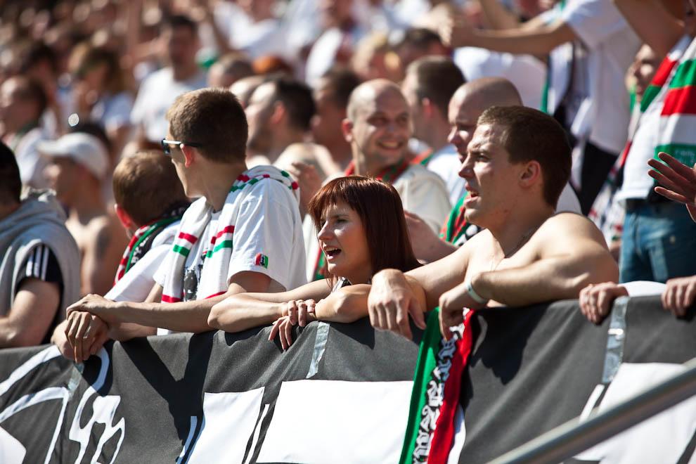 Legia Warszawa 1-0 Lechia Gdańsk - fot. Piotr Galas/Wiadomosci24.pl (zdjęcie 33 z 68)