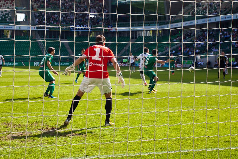 Legia Warszawa 1-0 Lechia Gdańsk - fot. Piotr Galas/Wiadomosci24.pl (zdjęcie 35 z 68)