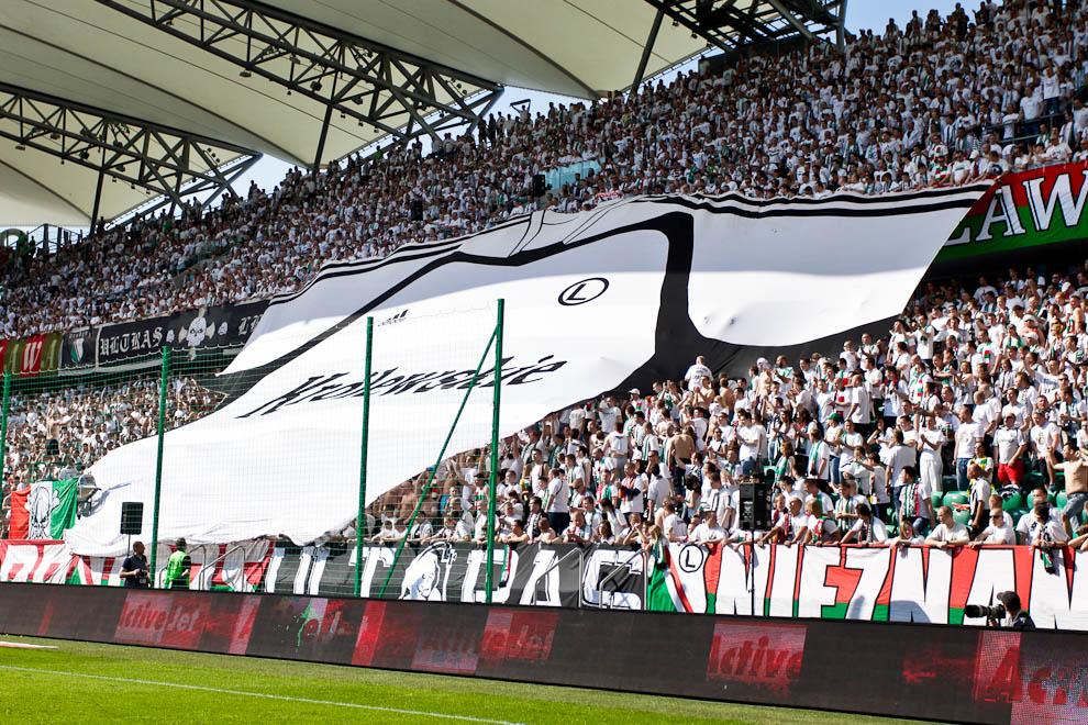 Legia Warszawa 1-0 Lechia Gdańsk - fot. Piotr Galas/Wiadomosci24.pl (zdjęcie 36 z 68)