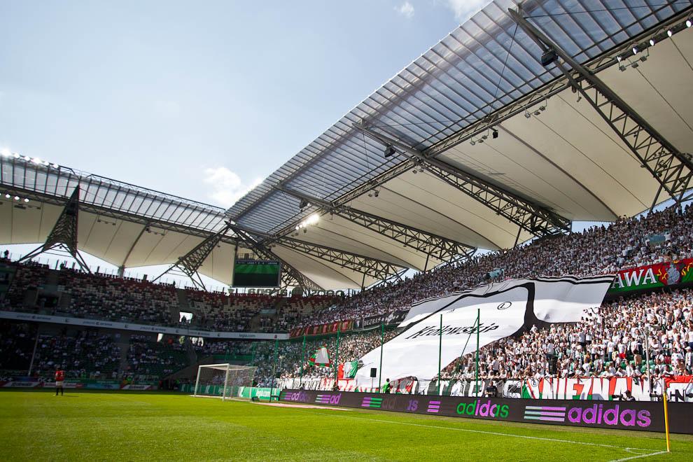 Legia Warszawa 1-0 Lechia Gdańsk - fot. Piotr Galas/Wiadomosci24.pl (zdjęcie 37 z 68)