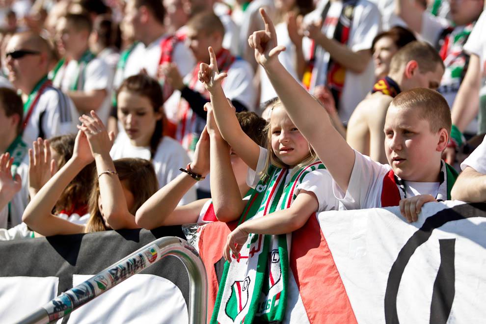 Legia Warszawa 1-0 Lechia Gdańsk - fot. Piotr Galas/Wiadomosci24.pl (zdjęcie 38 z 68)
