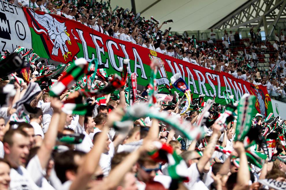 Legia Warszawa 1-0 Lechia Gdańsk - fot. Piotr Galas/Wiadomosci24.pl (zdjęcie 4 z 68)