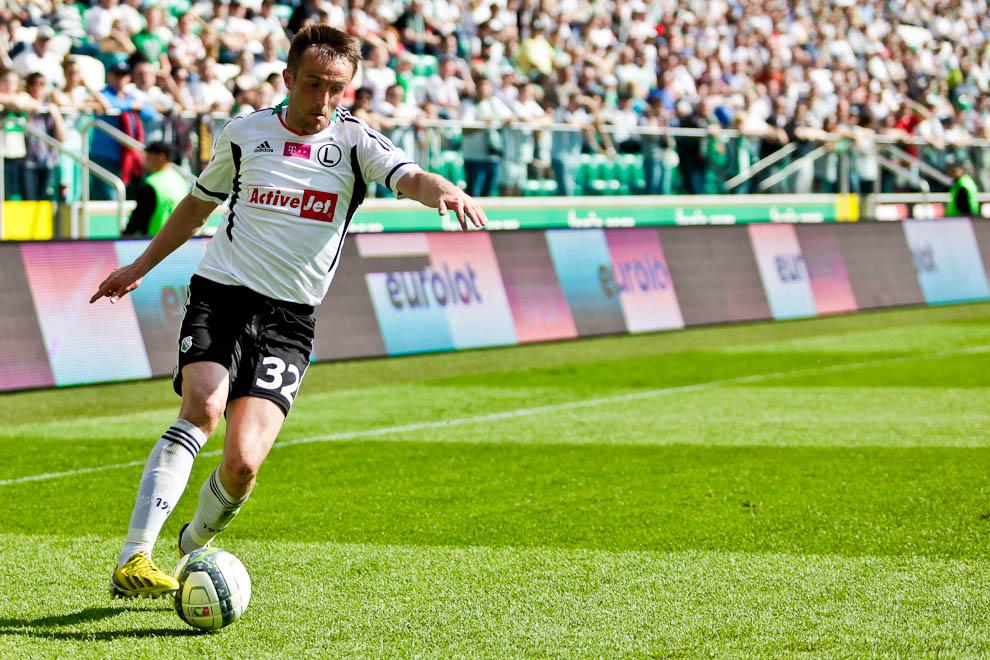 Legia Warszawa 1-0 Lechia Gdańsk - fot. Piotr Galas/Wiadomosci24.pl (zdjęcie 40 z 68)