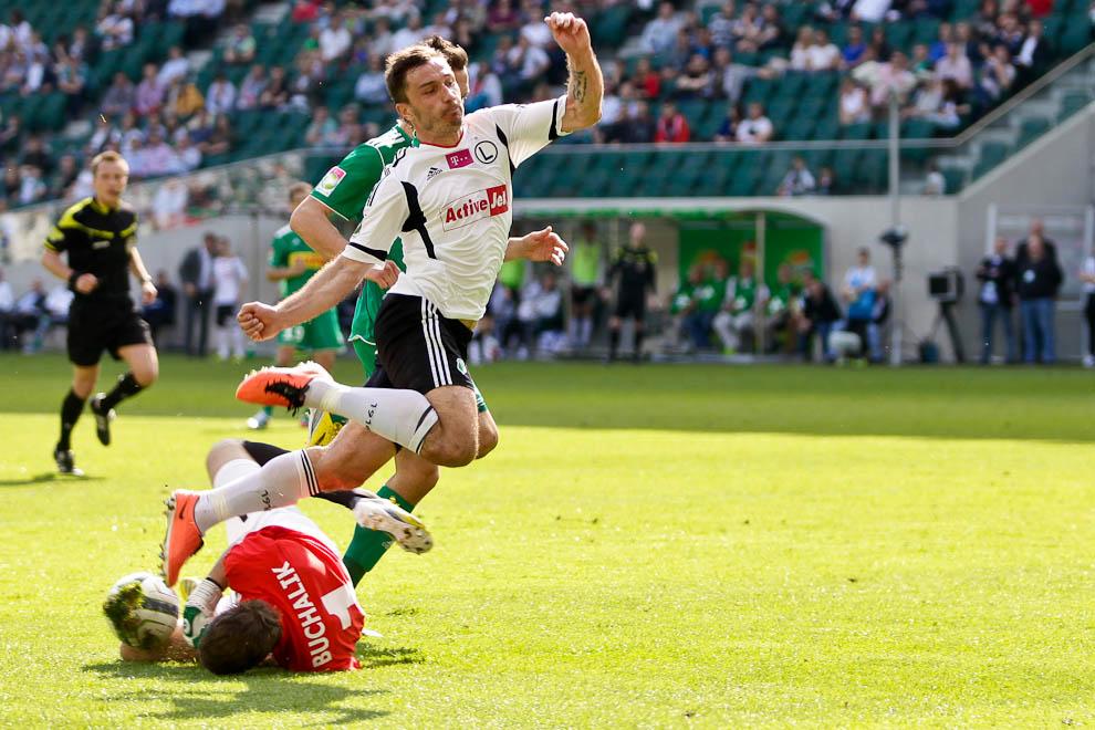 Legia Warszawa 1-0 Lechia Gdańsk - fot. Piotr Galas/Wiadomosci24.pl (zdjęcie 44 z 68)
