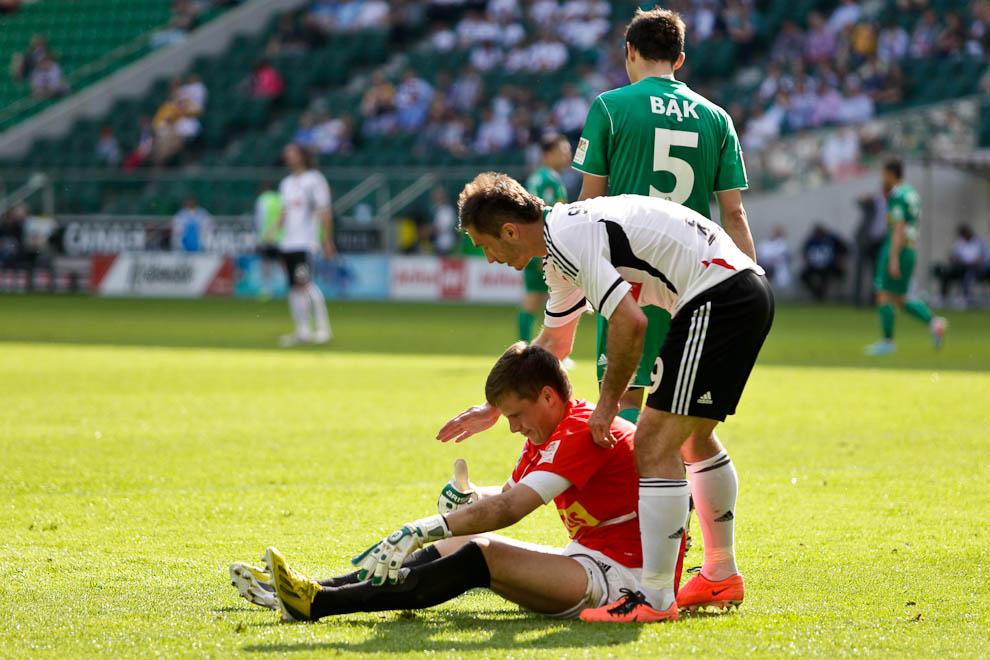 Legia Warszawa 1-0 Lechia Gdańsk - fot. Piotr Galas/Wiadomosci24.pl (zdjęcie 45 z 68)