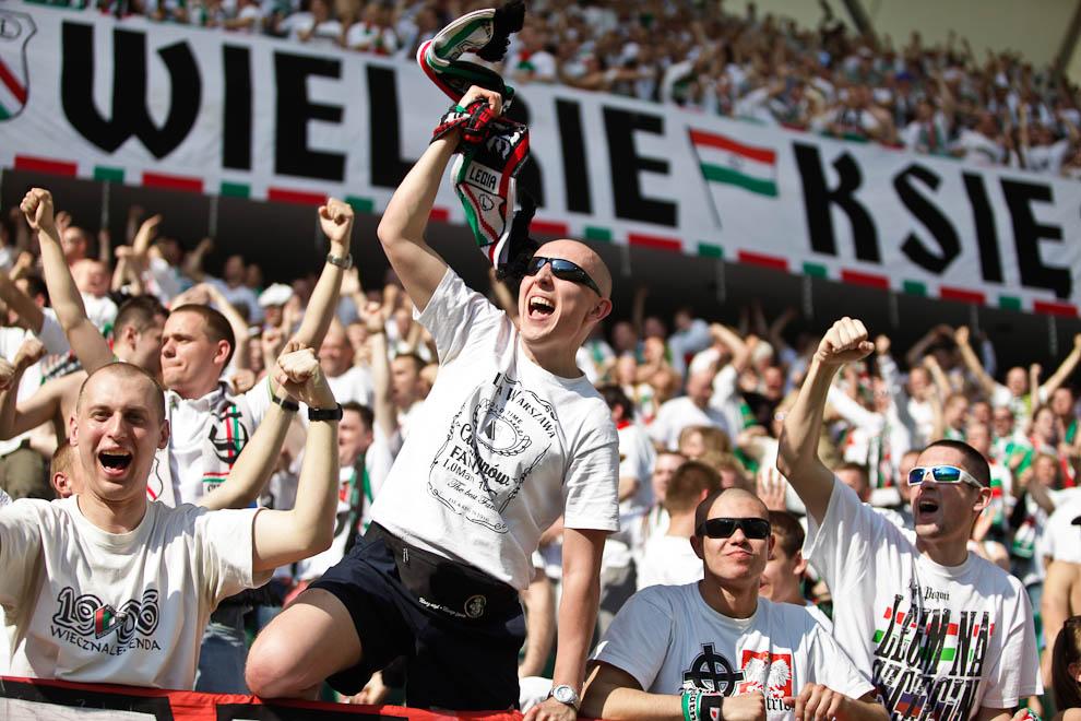 Legia Warszawa 1-0 Lechia Gdańsk - fot. Piotr Galas/Wiadomosci24.pl (zdjęcie 49 z 68)