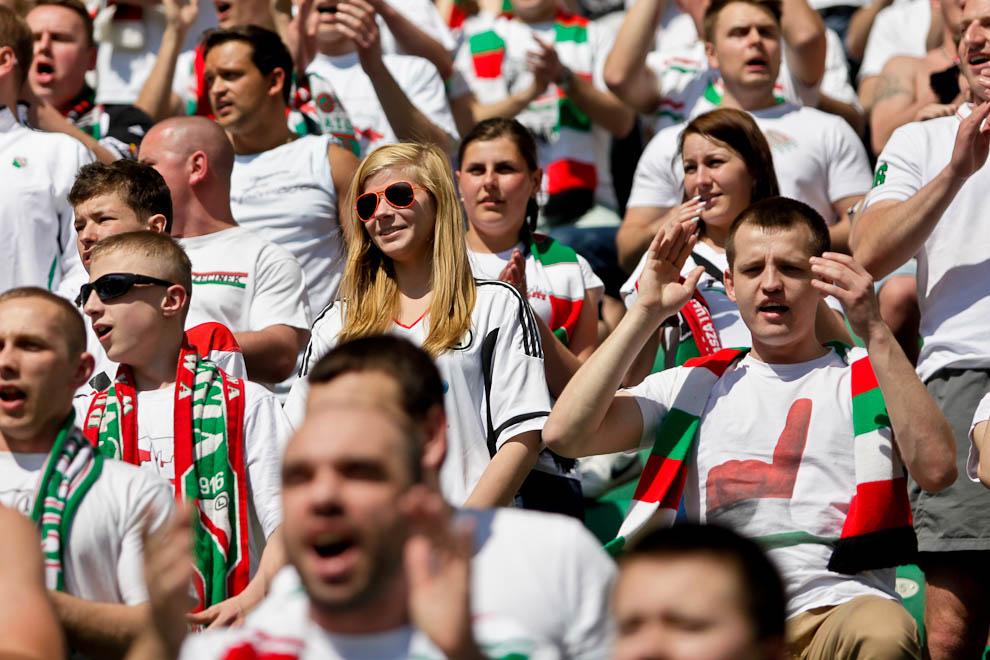 Legia Warszawa 1-0 Lechia Gdańsk - fot. Piotr Galas/Wiadomosci24.pl (zdjęcie 5 z 68)