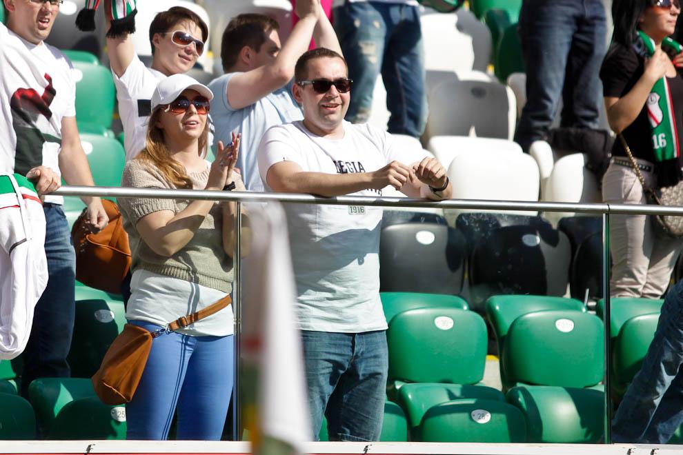 Legia Warszawa 1-0 Lechia Gdańsk - fot. Piotr Galas/Wiadomosci24.pl (zdjęcie 50 z 68)