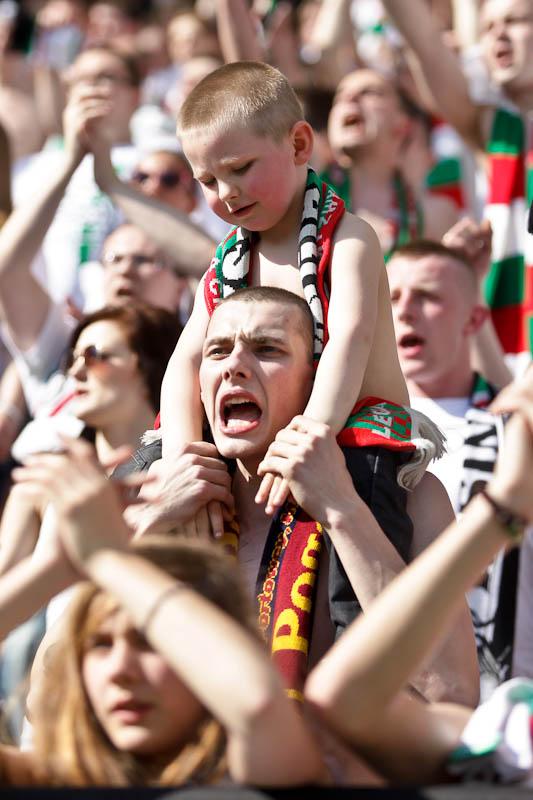 Legia Warszawa 1-0 Lechia Gdańsk - fot. Piotr Galas/Wiadomosci24.pl (zdjęcie 54 z 68)