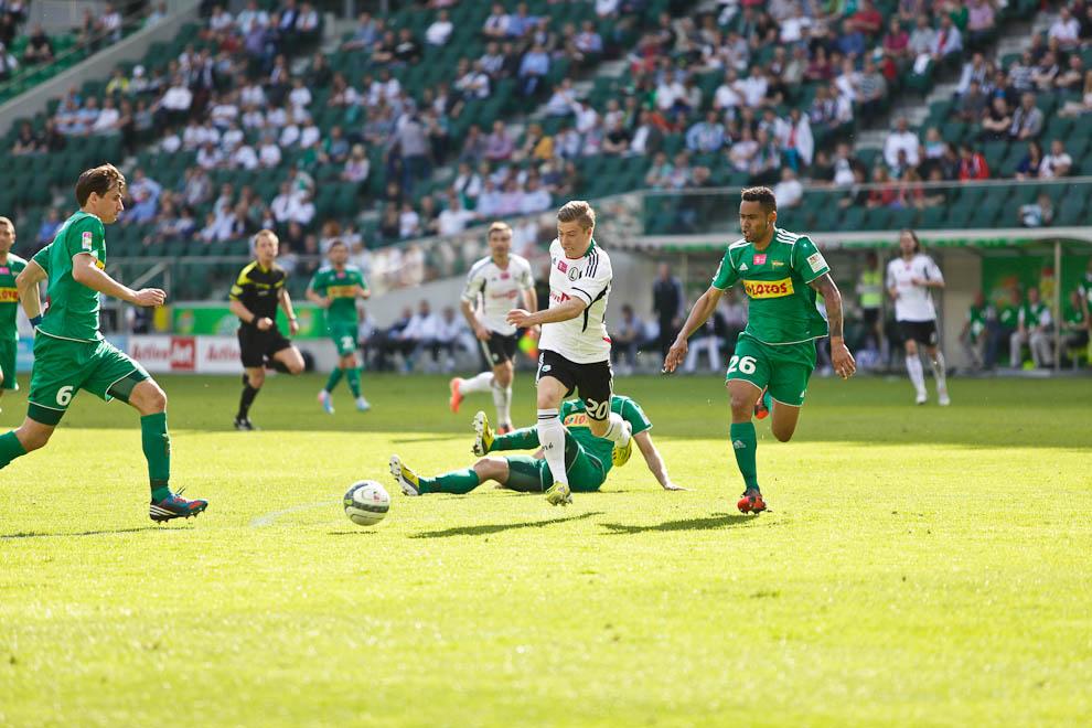 Legia Warszawa 1-0 Lechia Gdańsk - fot. Piotr Galas/Wiadomosci24.pl (zdjęcie 55 z 68)