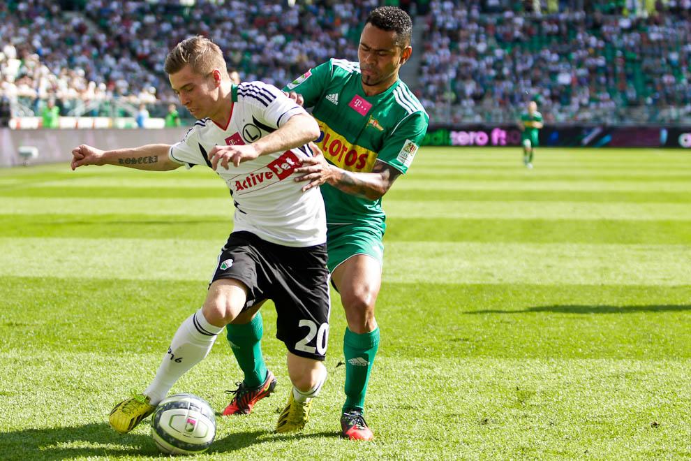 Legia Warszawa 1-0 Lechia Gdańsk - fot. Piotr Galas/Wiadomosci24.pl (zdjęcie 56 z 68)