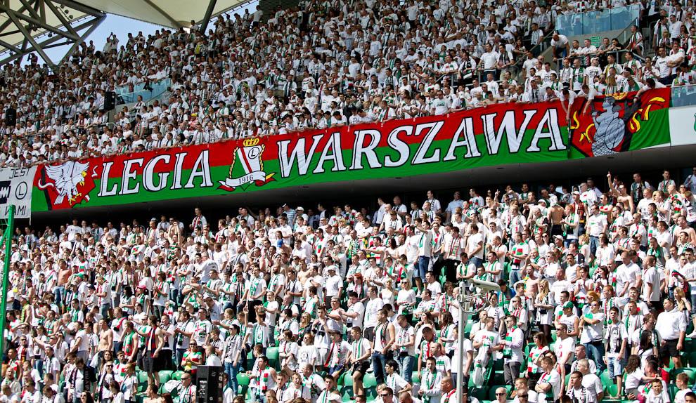 Legia Warszawa 1-0 Lechia Gdańsk - fot. Piotr Galas/Wiadomosci24.pl (zdjęcie 6 z 68)