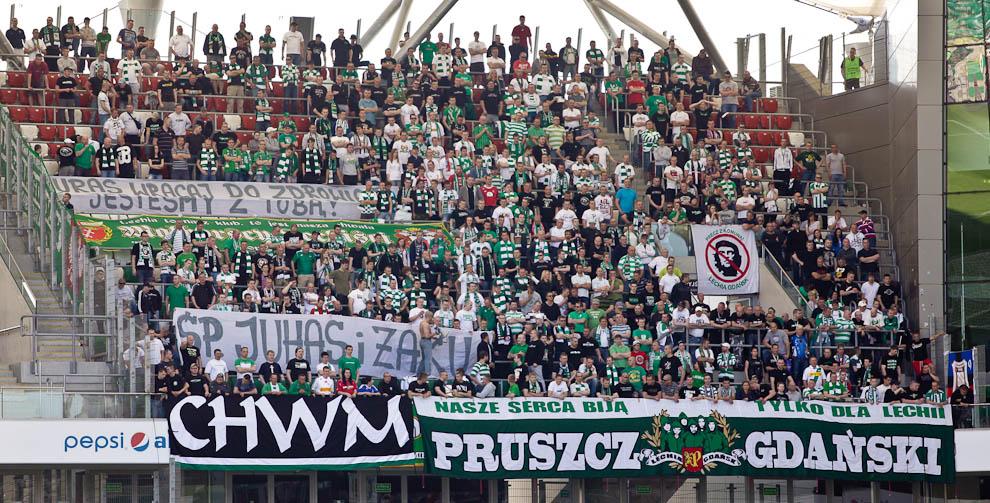 Legia Warszawa 1-0 Lechia Gdańsk - fot. Piotr Galas/Wiadomosci24.pl (zdjęcie 60 z 68)