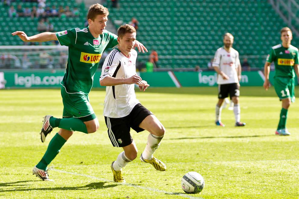 Legia Warszawa 1-0 Lechia Gdańsk - fot. Piotr Galas/Wiadomosci24.pl (zdjęcie 62 z 68)